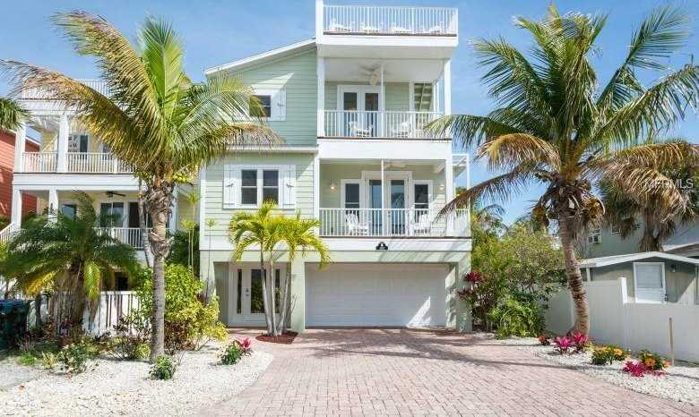 $1,450,000 - 4Br/4Ba -  for Sale in Ave E By The Sea, A Condo Or 2376/6331, Holmes Beach