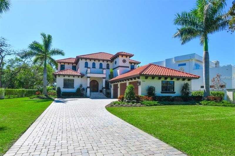 $3,399,000 - 5Br/5Ba -  for Sale in Siesta Rev Of, Sarasota