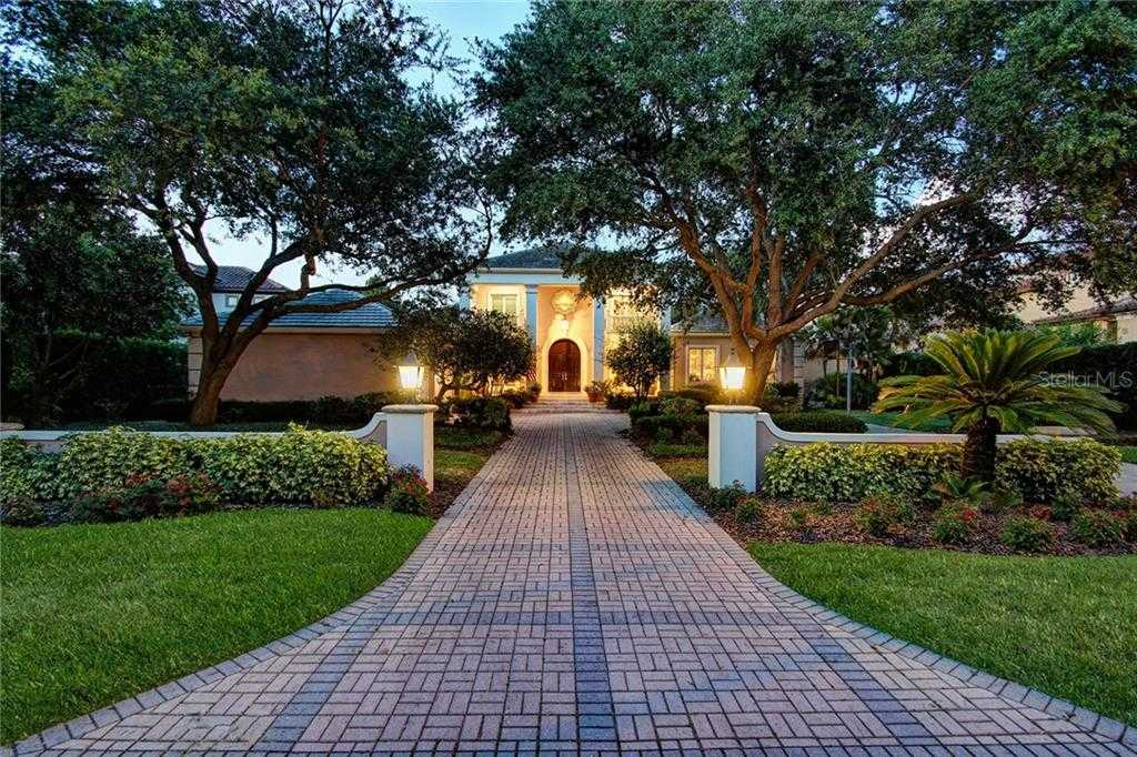 $3,369,000 - 5Br/6Ba -  for Sale in Snell Isle Brightwaters Unit D-block 1, St Petersburg