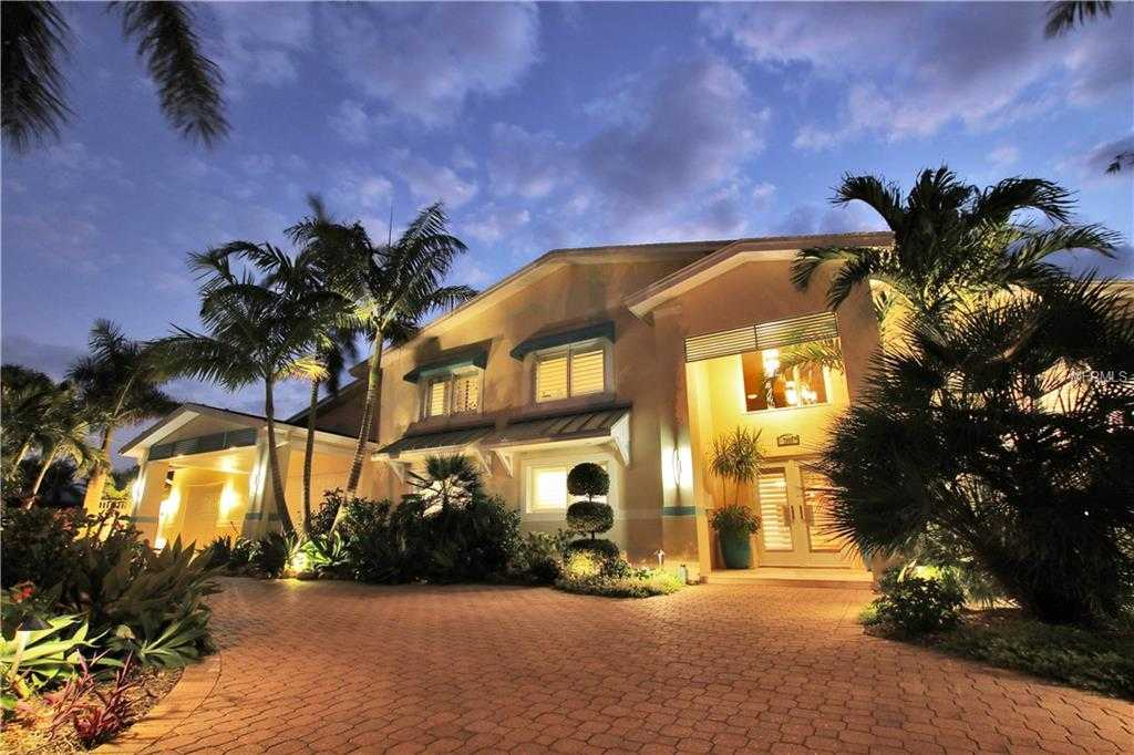 $1,750,000 - 5Br/4Ba -  for Sale in South Cswy Isle Yacht Club 2nd Add, St Petersburg
