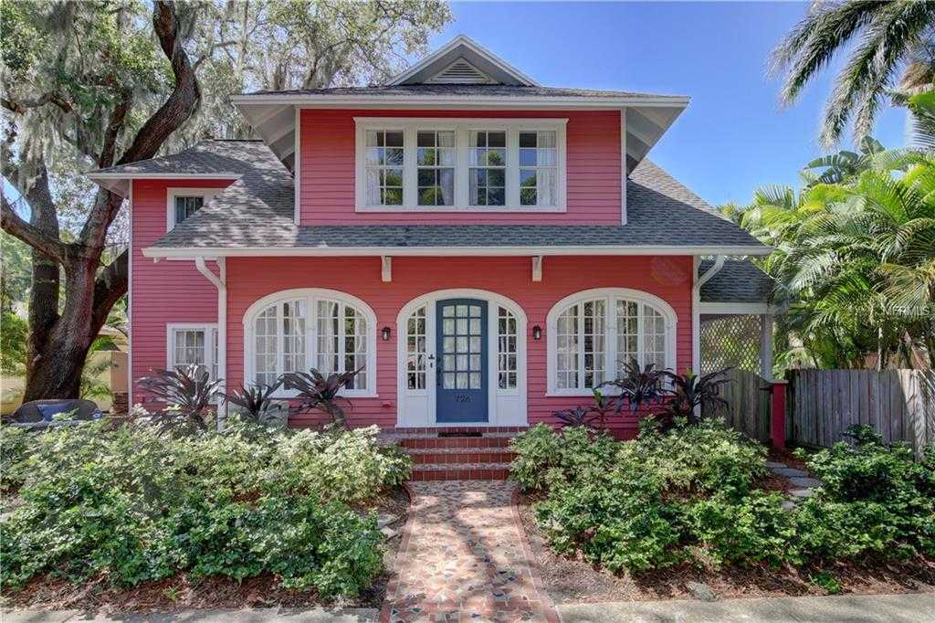 $1,295,000 - 4Br/4Ba -  for Sale in Snell & Hamletts North Shore Add, St Petersburg