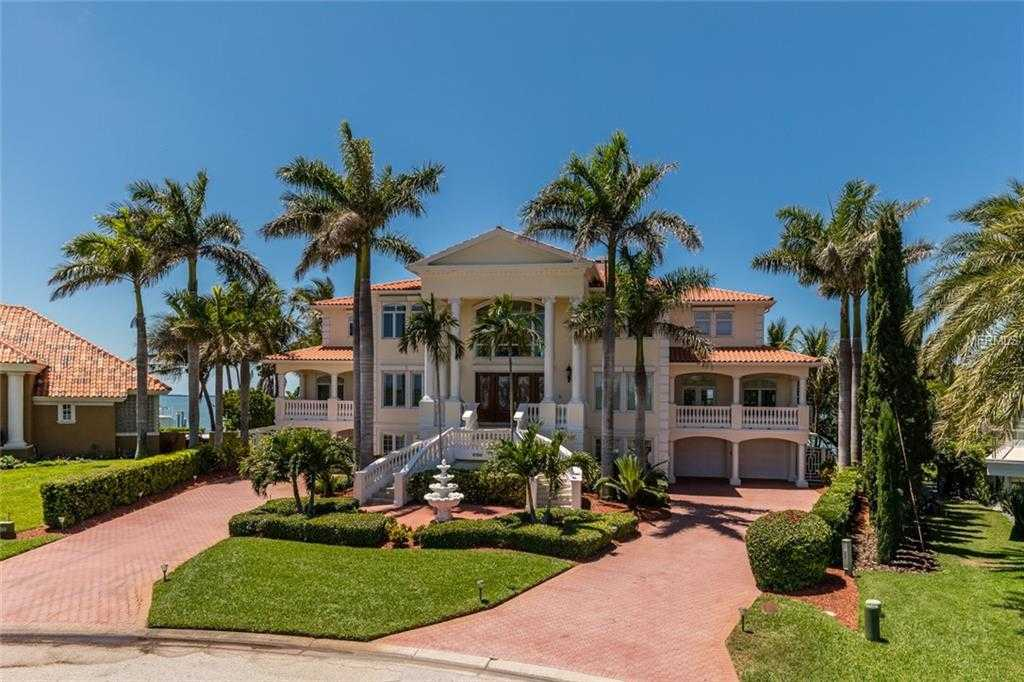 $3,495,000 - 5Br/6Ba -  for Sale in Bayway Isles Unit 2 Rep, St Petersburg
