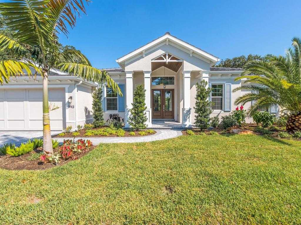 $1,899,183 - 3Br/4Ba -  for Sale in Bird Key Sub, Sarasota