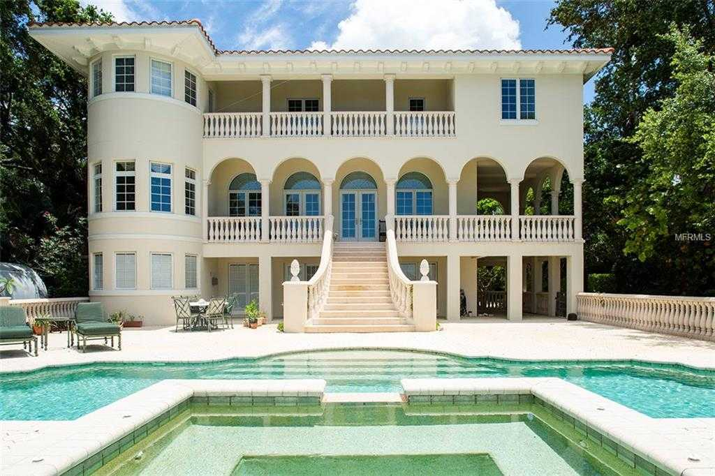 $2,695,000 - 4Br/7Ba -  for Sale in Golf Course & Jungle Sub Rev Map Pt Rep, St Petersburg