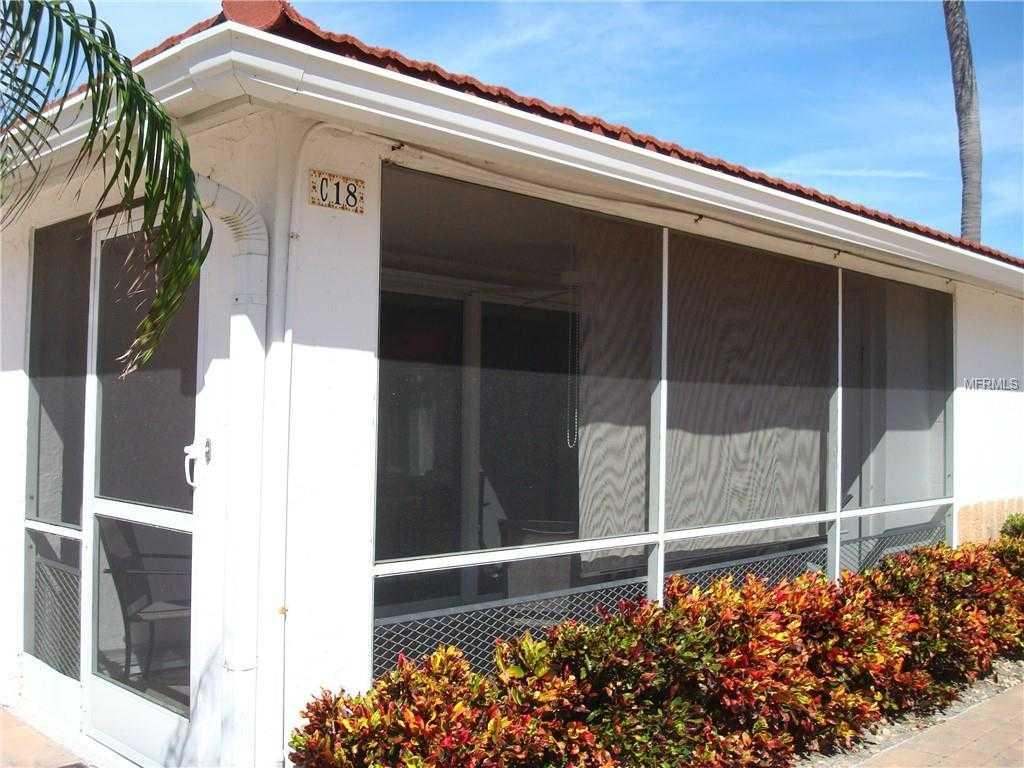 $585,000 - 2Br/2Ba -  for Sale in Casa Blanca Villas, Sarasota