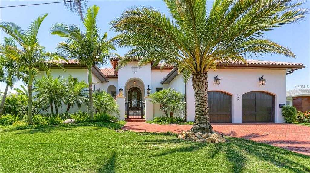 $2,179,000 - 5Br/5Ba -  for Sale in North East Park Placido Shores, St Petersburg