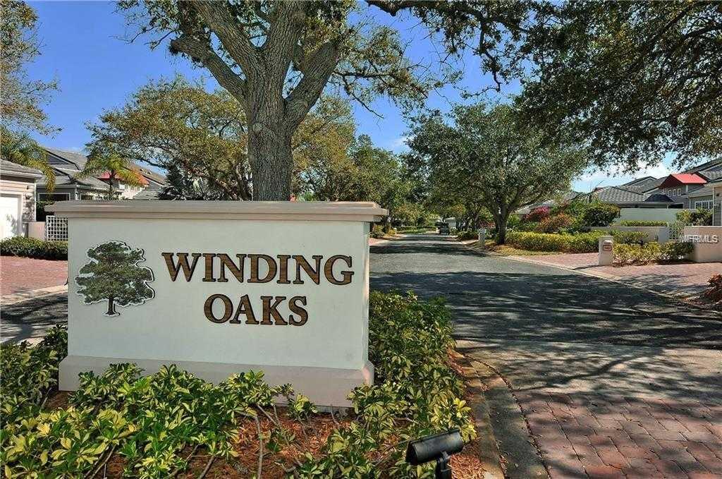 $520,000 - 2Br/2Ba -  for Sale in Winding Oaks, Longboat Key