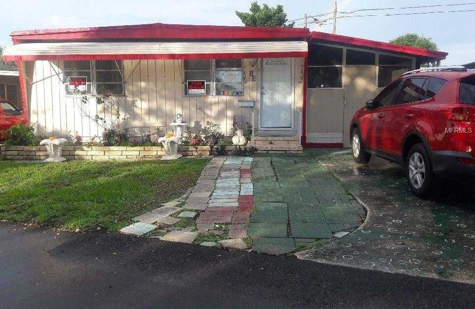 $16,500 - 2Br/1Ba -  for Sale in Mobile Manor, St Petersburg