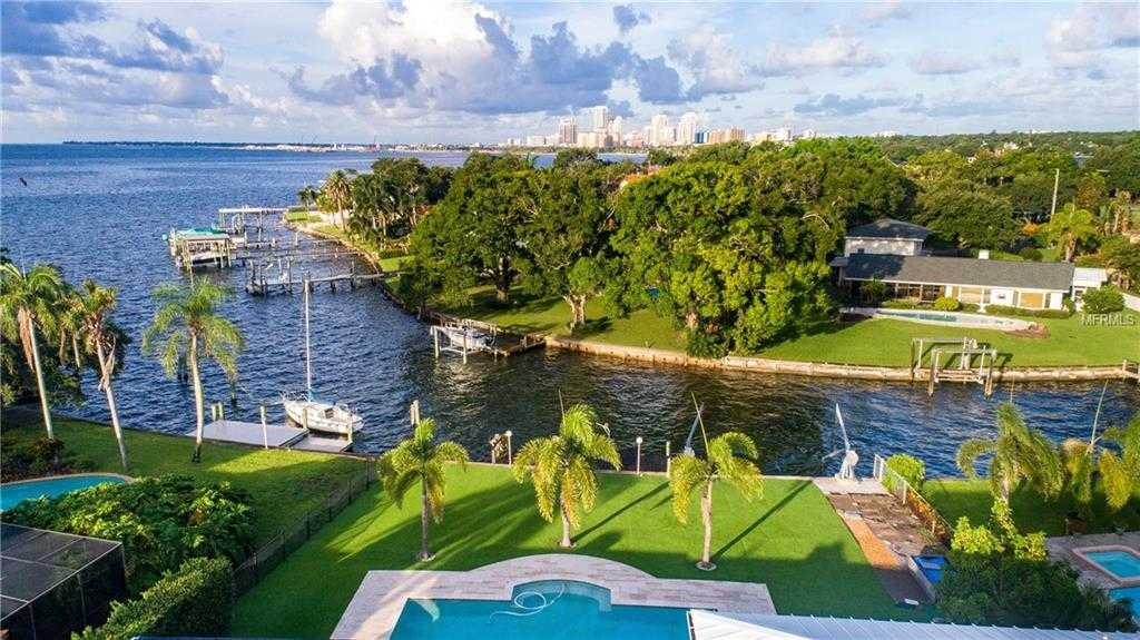 $1,875,000 - 4Br/4Ba -  for Sale in Snell Isle Brightbay, St Petersburg