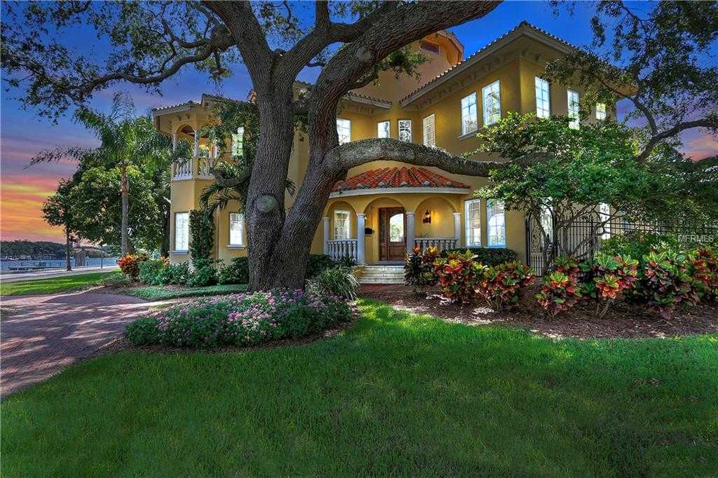 $2,100,000 - 5Br/6Ba -  for Sale in Snells C Perry North Shore Add Rev, St Petersburg