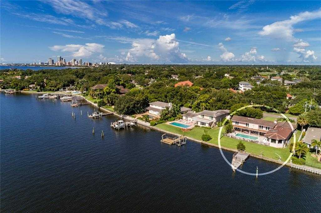 $2,499,000 - 4Br/5Ba -  for Sale in Snell Isle Brightwaters Unit F Blk 1, St Petersburg
