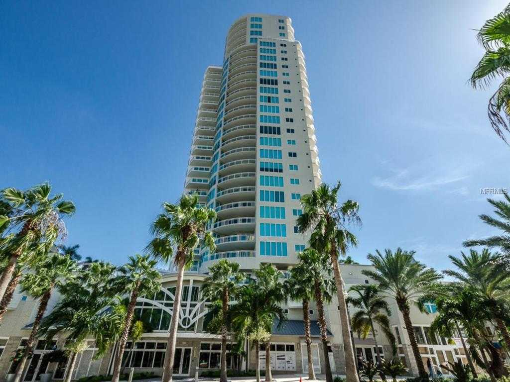 $3,650,000 - 3Br/4Ba -  for Sale in Ovation Condo, St Petersburg