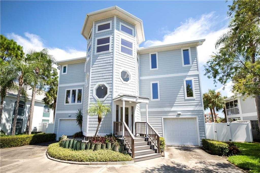$1,299,000 - 2Br/2Ba -  for Sale in Tierra Verde Unit 1 4th Rep, Tierra Verde