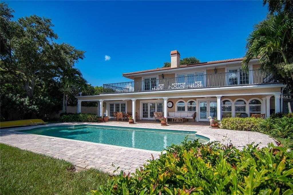 $1,950,000 - 4Br/4Ba -  for Sale in Snell Isle Brightwaters Unit F Blk 1, St Petersburg