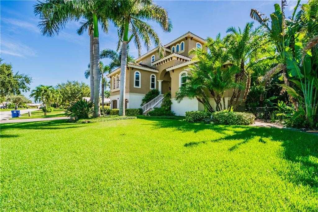 $1,475,000 - 3Br/4Ba -  for Sale in Venetian Isles, St Petersburg