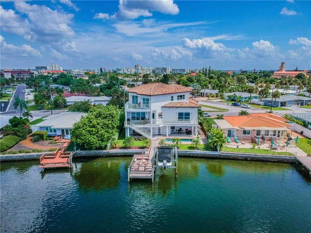 $2,025,000 - 4Br/5Ba -  for Sale in St Petersburg Beach North Unit 7, St Pete Beach