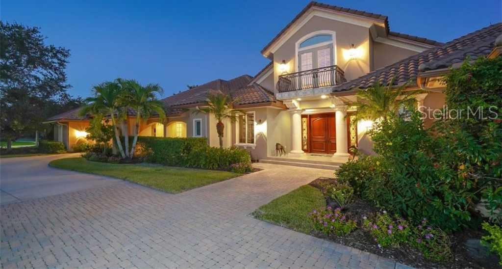 $1,595,000 - 4Br/4Ba -  for Sale in Laurel Oak Estates Sec 10, Sarasota