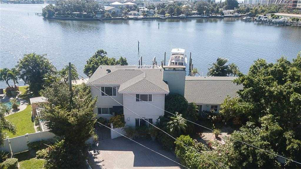 $1,500,000 - 4Br/4Ba -  for Sale in Brightwater Beach Estates, St Pete Beach