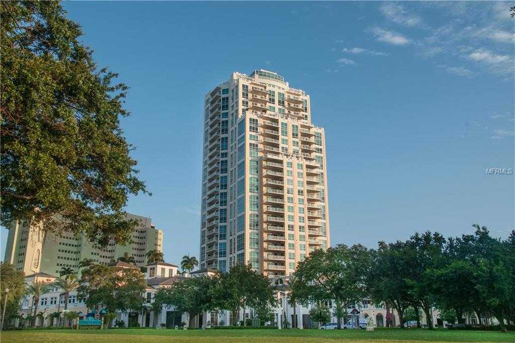 $1,570,000 - 2Br/2Ba -  for Sale in 400 Beach Drive Condo, St Petersburg