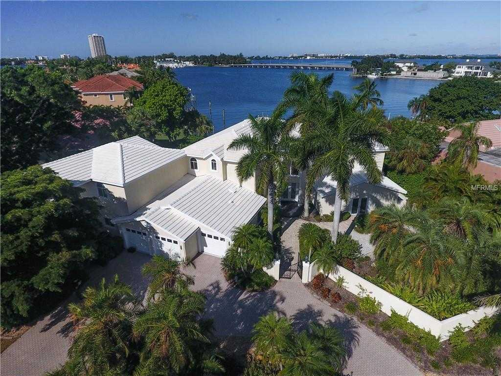 $3,390,000 - 6Br/6Ba -  for Sale in Bird Key Sub, Sarasota