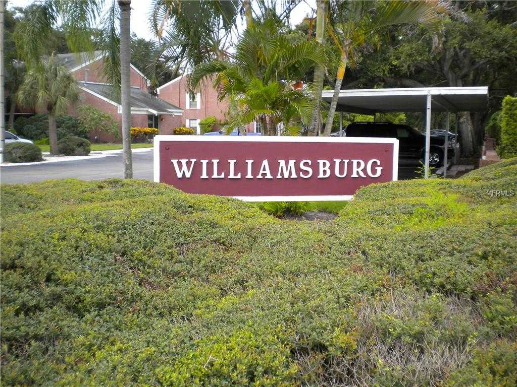 $62,500 - Br/1Ba -  for Sale in Williamsburg Condo, St Petersburg