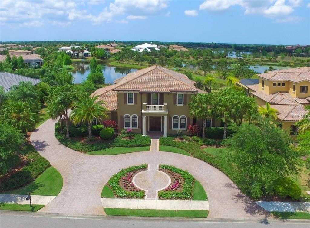 $1,275,000 - 4Br/5Ba -  for Sale in Lake Club Ph I, Lakewood Ranch