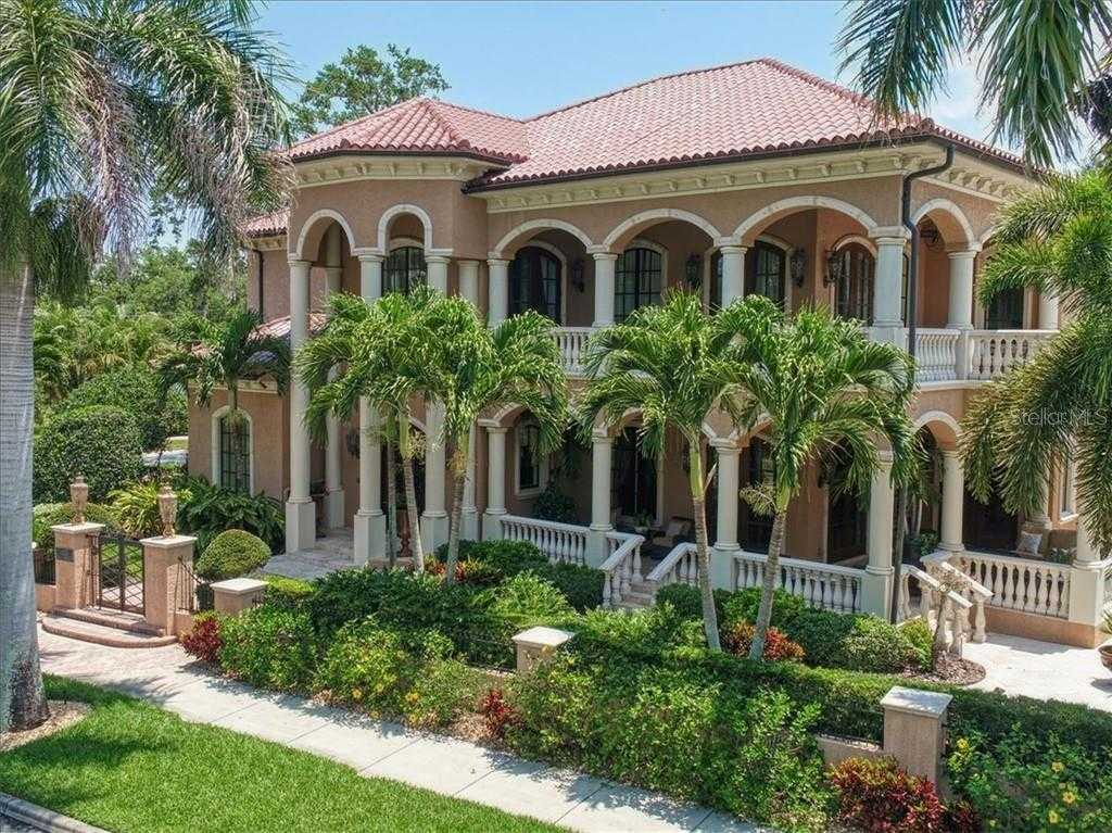 $2,150,000 - 4Br/6Ba -  for Sale in Snell Isle Brightwaters Sec 1 Rep, St Petersburg