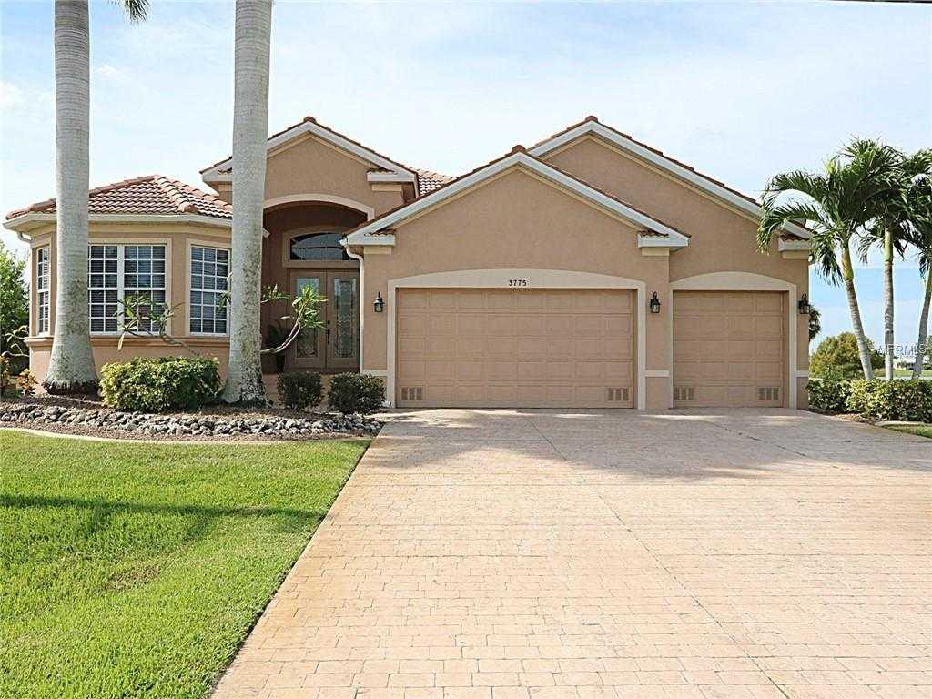 $419,000 - 3Br/2Ba -  for Sale in Punta Gorda Isles Sec 15, Punta Gorda
