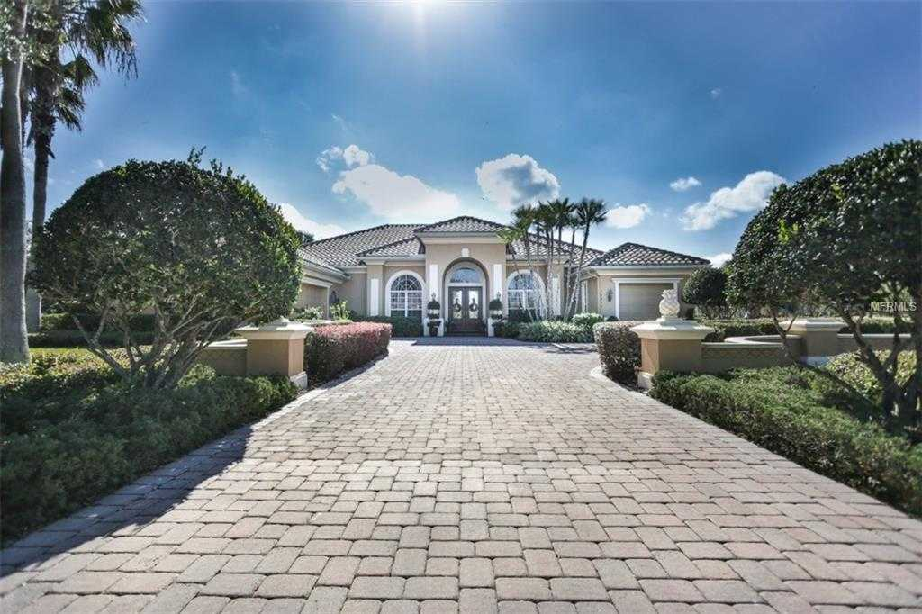 $839,900 - 3Br/4Ba -  for Sale in Waterlefe Golf & River Club, Bradenton