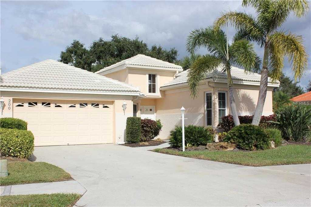 $344,900 - 3Br/3Ba -  for Sale in Venice Golf & Country Club, Venice