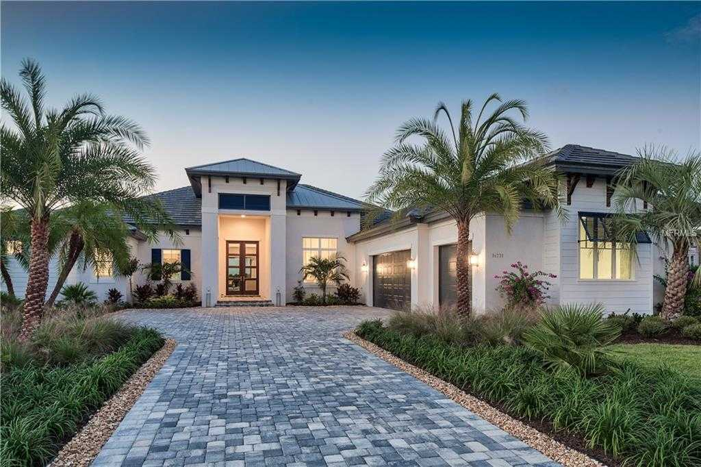 $2,250,000 - 3Br/4Ba -  for Sale in Lake Club, Lakewood Ranch