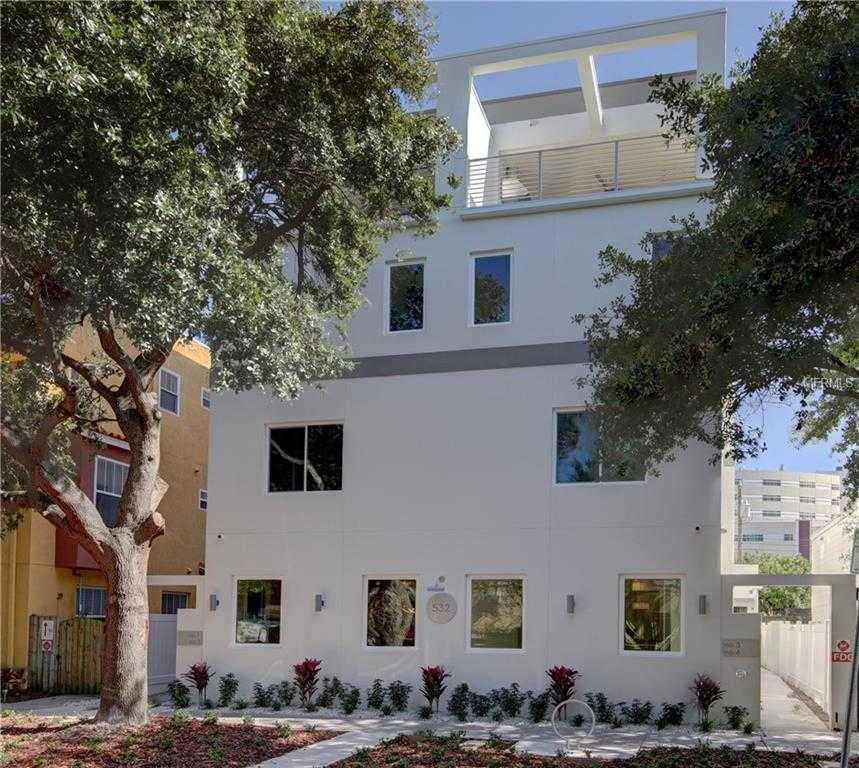 $720,000 - 3Br/4Ba -  for Sale in The Sabal St Pete, St Petersburg