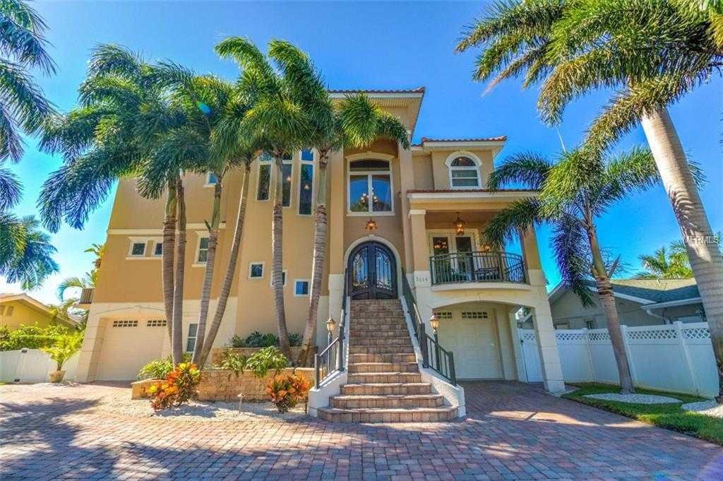 St Petersburg Fl 33707 2 200 000 4br 4ba For In South Cswy Isle Yacht Club 2nd Add