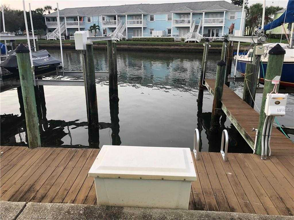 $11,000 - Br/Ba -  for Sale in Waterside At Coquina Key Dock Condo, St Petersburg