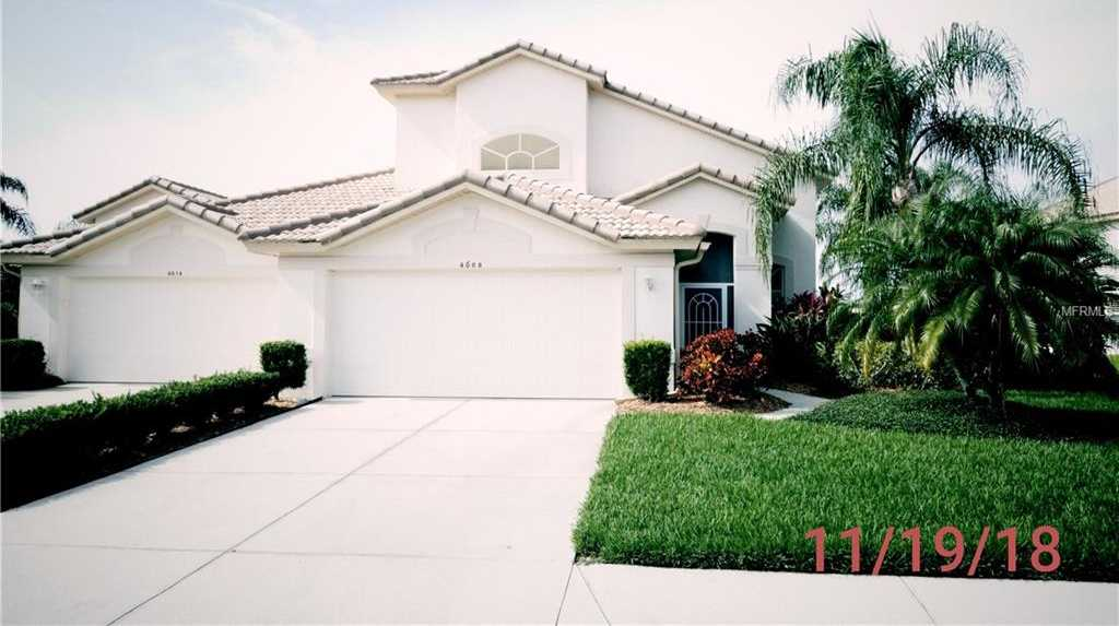 $270,750 - 2Br/3Ba -  for Sale in Heritage Oaks Golf & Country Club, Sarasota