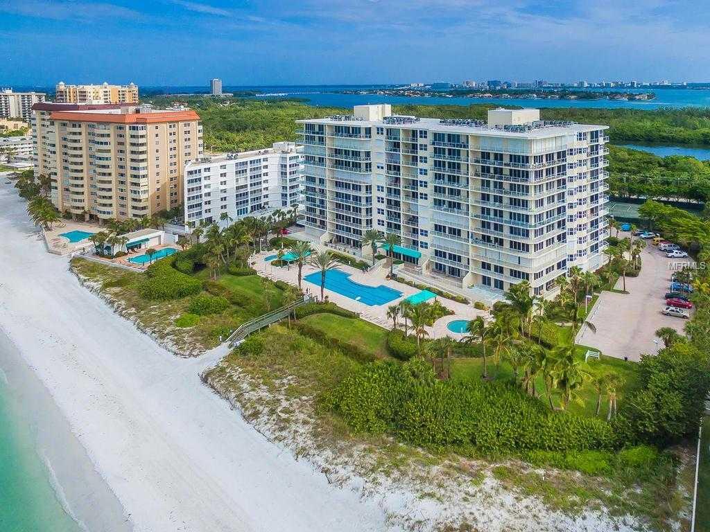 $850,000 - 2Br/2Ba -  for Sale in L Elegance On Lido Beach, Sarasota