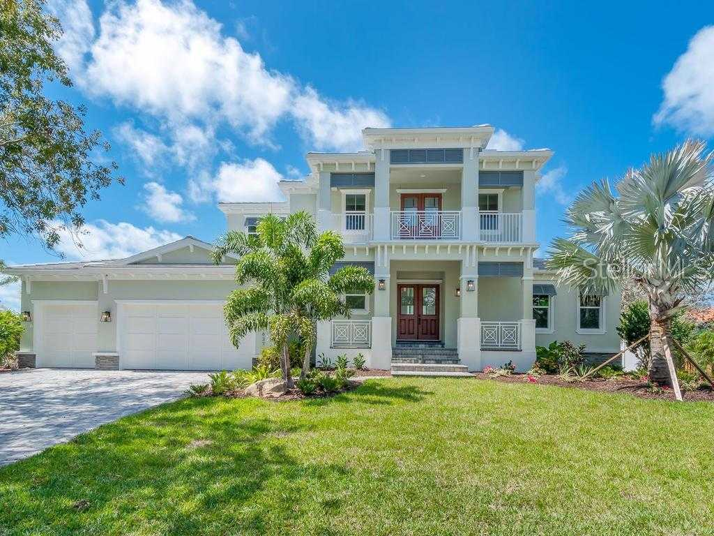 $2,269,850 - 4Br/5Ba -  for Sale in Bird Key Sub, Sarasota