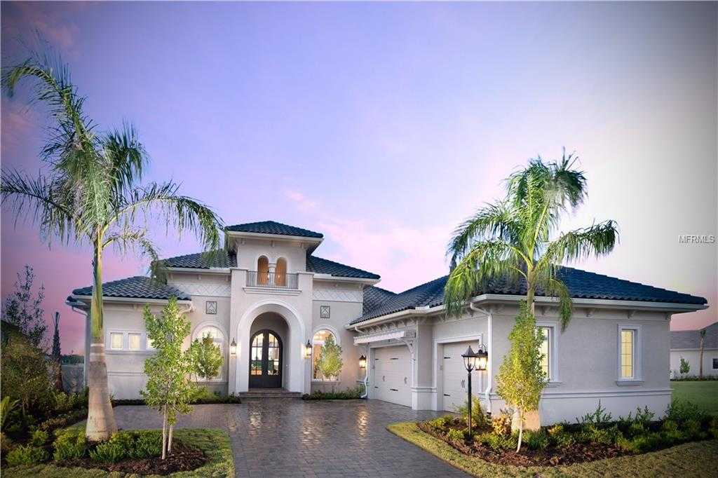$1,901,195 - 3Br/5Ba -  for Sale in Lake View Estates At The Lake Club, Lakewood Ranch