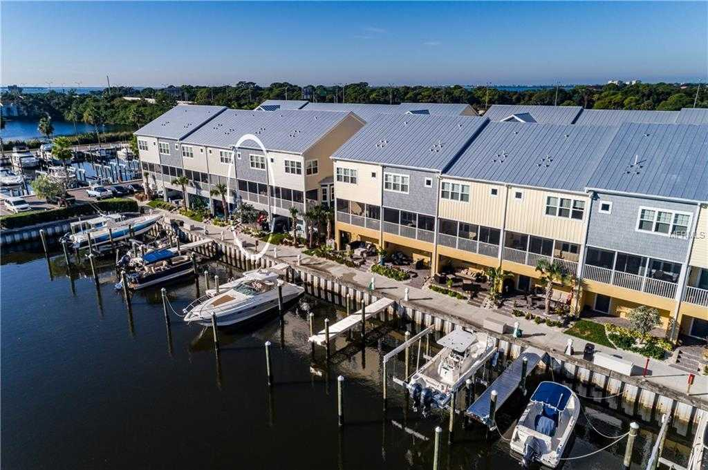 $479,000 - 4Br/3Ba -  for Sale in Cove At Loggerhead Marina, St Petersburg