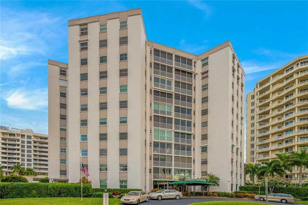 $595,000 - 2Br/2Ba -  for Sale in Regency House, Sarasota
