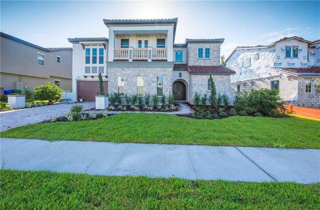 $873,000 - 5Br/5Ba -  for Sale in Canopy Oaks Ph 1, Winter Garden