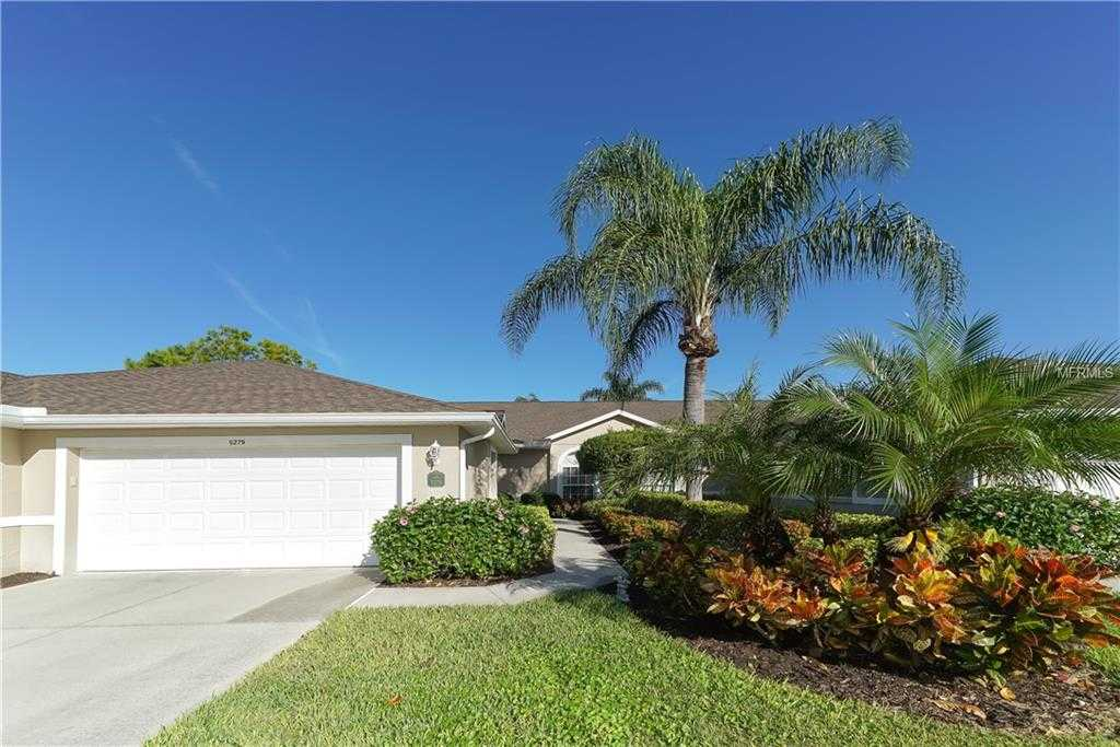 $260,000 - 2Br/2Ba -  for Sale in Heritage Oaks Golf & Country Club, Sarasota