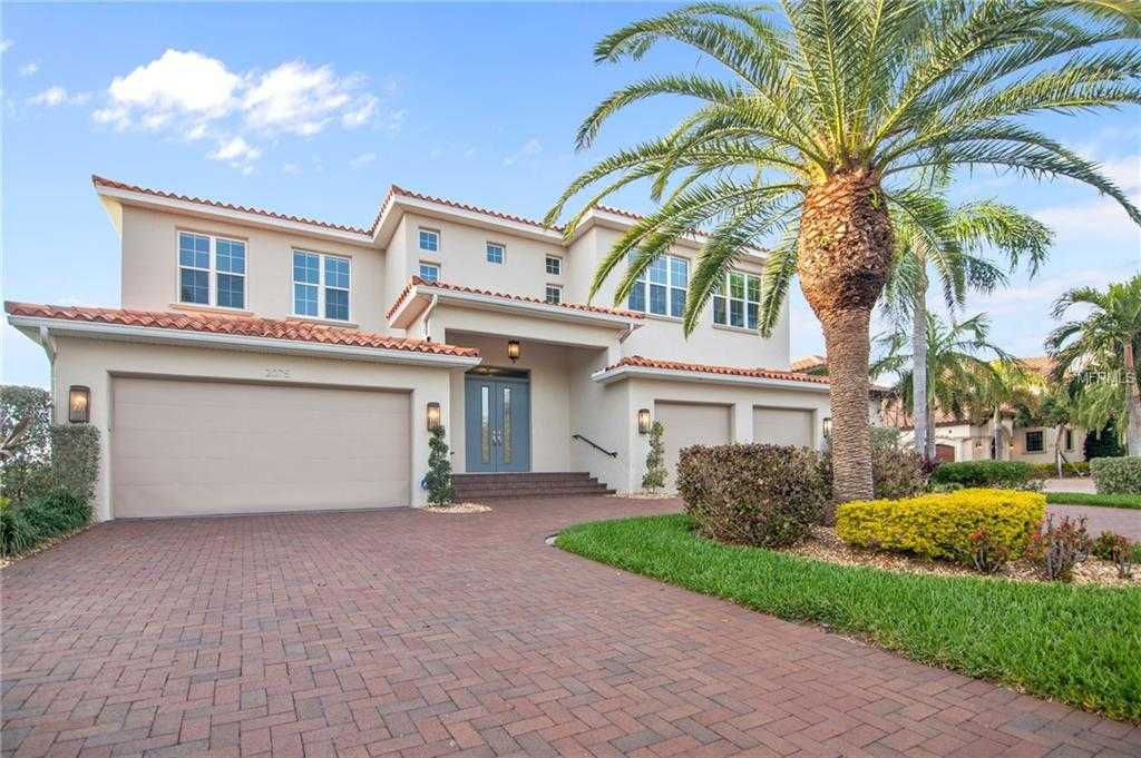 $2,099,000 - 5Br/5Ba -  for Sale in Venetian Isles, St Petersburg