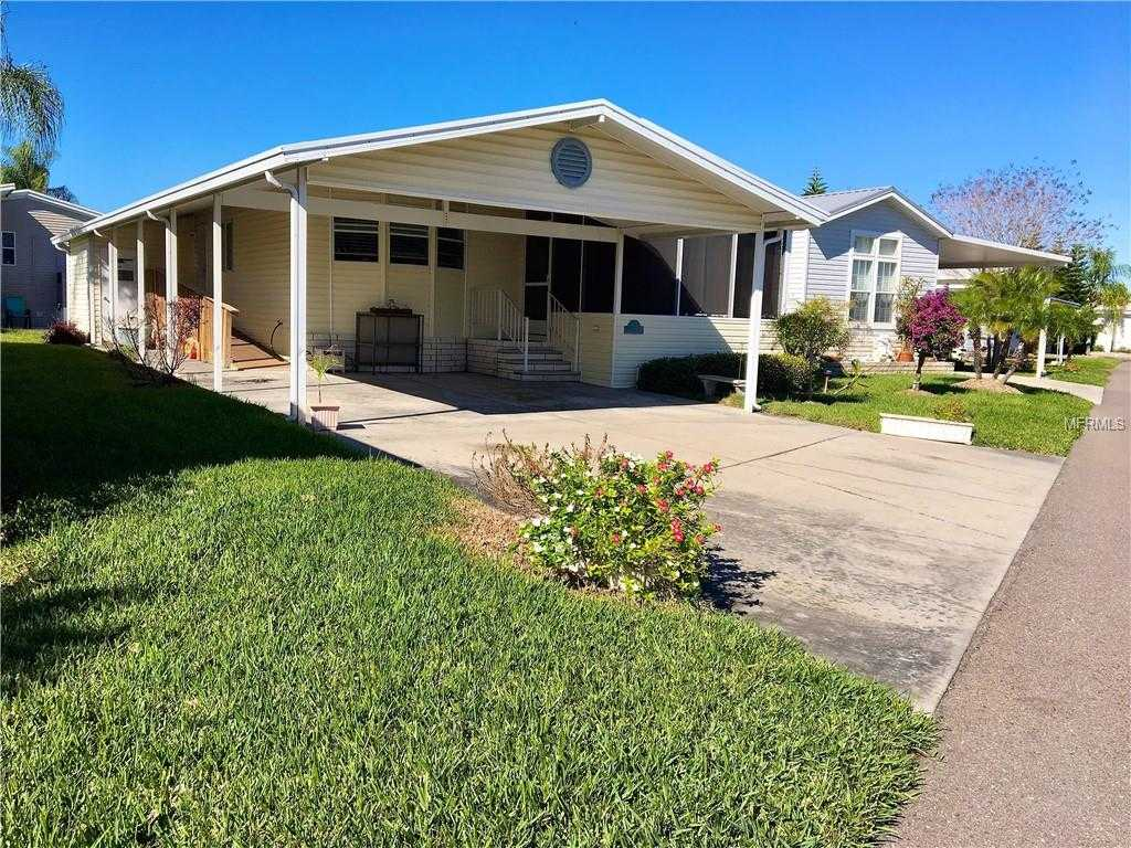 $149,000 - 2Br/2Ba -  for Sale in Mobel Americana Mobile Home Park Unrec, St Petersburg