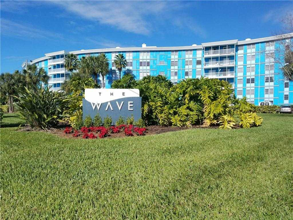 $76,000 - 2Br/2Ba -  for Sale in Wave The Condo, St Petersburg