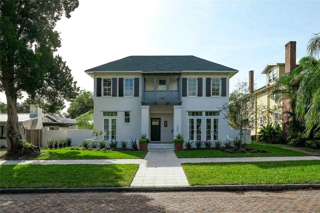 $1,395,000 - 4Br/6Ba -  for Sale in Snell & Hamletts North Shore Add, St Petersburg