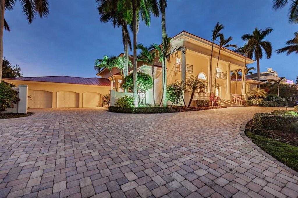 $3,295,000 - 4Br/7Ba -  for Sale in Bayway Isles Unit 2 Rep, St Petersburg