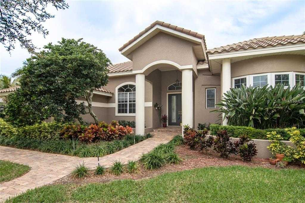 $749,900 - 4Br/3Ba -  for Sale in Placido Bayou, St Petersburg