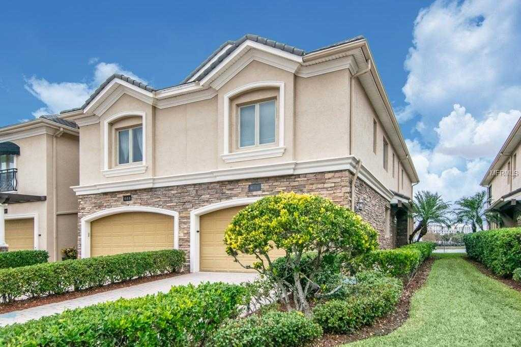 $550,000 - 3Br/4Ba -  for Sale in Saxony Place At Carillon, St Petersburg