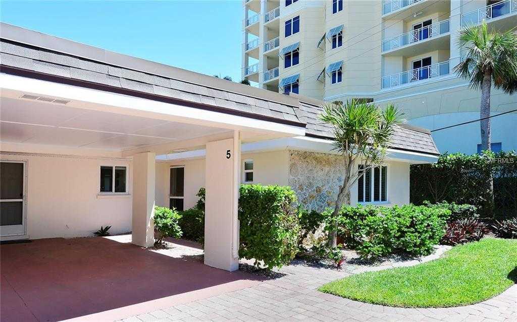$390,000 - 2Br/2Ba -  for Sale in Lido Harbour, Sarasota